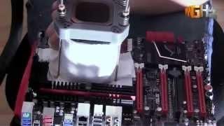 AMD FX-8150 @ 7.0GHz (LN2 overclocking & benchmarking)