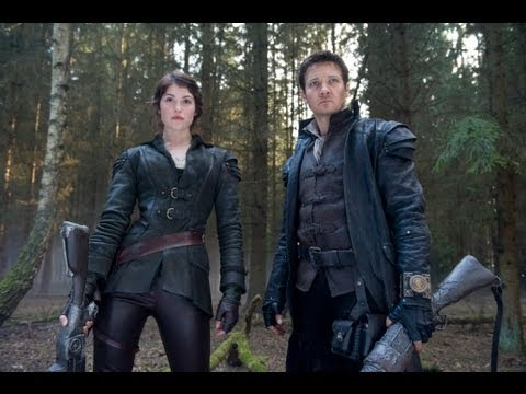 HANSEL & GRETEL - WITCH HUNTERS - Official Trailer - English (Red Band)