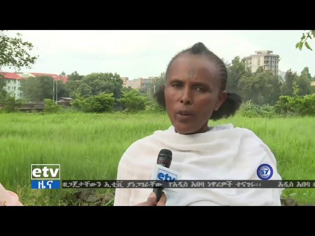 Bahir Dar Residents About Isayas Afewerki's Visit
