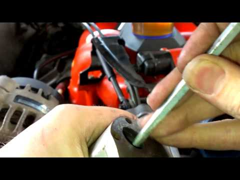 How to clean  EGR valve ANY