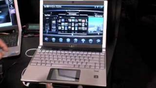 NVIDIA Ion @ CES #4 - Tegra & Ion netbooks
