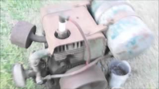 Villiers Mk10 Stationary Engine