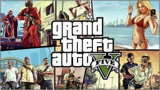 "Grand Theft Auto V - PS3 Gameplay ""GTA 5"" Preview (HD)"