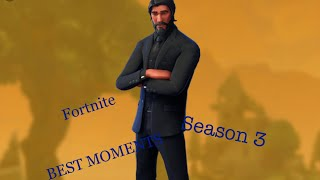 Fortnite funny moments and epic moments season 3 clips
