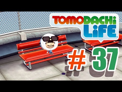Tomodachi Life W/ Commentary P.37 - Not The Baby