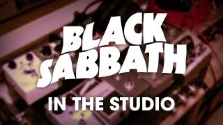 BLACK SABBATH - Together Again (In the studio)