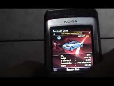 Nokia N70 emulator NGage