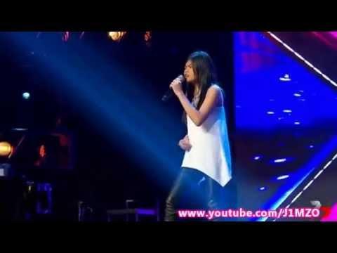 Marlisa Punzalan - The X Factor Australia 2014 - BOOTCAMP