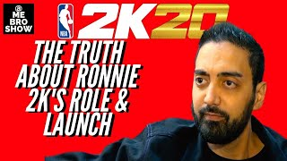 The Truth About Ronnie 2K And NBA 2K20's Rocky Launch