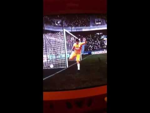 Fifa 12 Chicken Dance