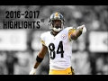 "Lagu Antonio Brown || 2016-2017 Highlights || ""Boomin"""