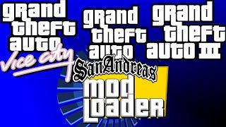 Como instalar ModLoader e Cleo no GTA San Andreas, Vice City e Gta 3 III (2019)