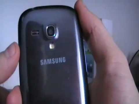 Samsung Galaxy S3 Mini - Review in limba romana
