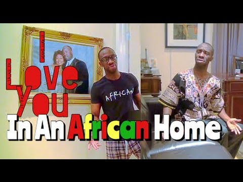 In An African Home: I Love You