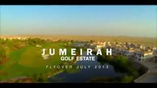 Jumeirah Golf Estates Flyover - Dubai