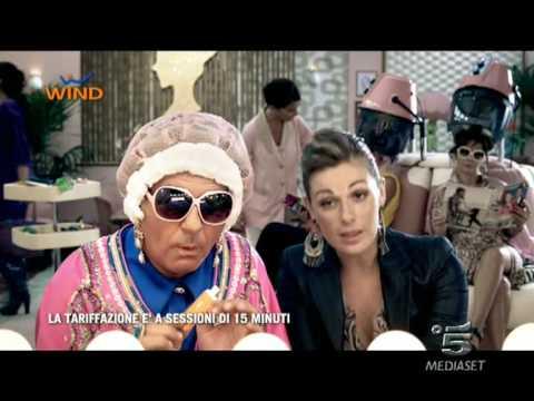 Spot Wind easy internet con Vanessa Incontrada e Giorgio Panariello