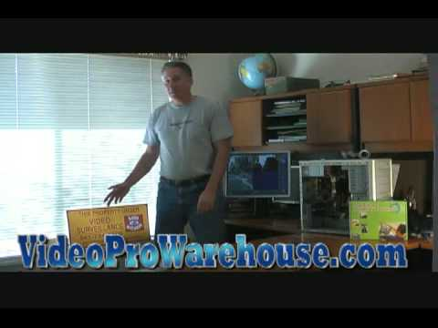 DIY DVR PC Do it yourself Digital Video Security System using a PC