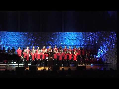 Auckland Girls' Choir (July 2013) - Pokarekare Ana