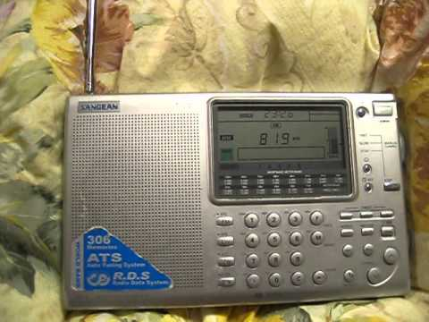 819 kHz DPRK-North Korea on Medium and Shortwave 11680