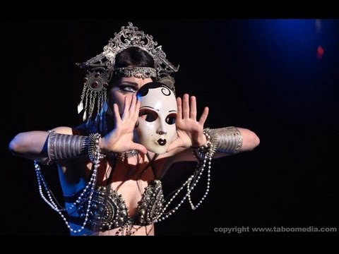Zoe Jakes Fusion Belly Dance Performed At The Massive Spectacular! 2013 video