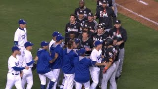5/19/17: Dodgers power past the Marlins in 7-2 win