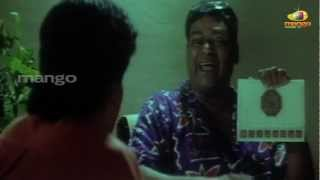 Kota talking about marraige - Money Movie Comedy Scene - J.D.Chakravarthy, Chinna, Brahmanandam,
