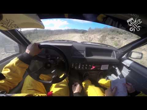 Duarte Neves / Miguel Neves - Ncenas - 2� Rally de Pampilhosa da Serra - Vale Serr�o - On board