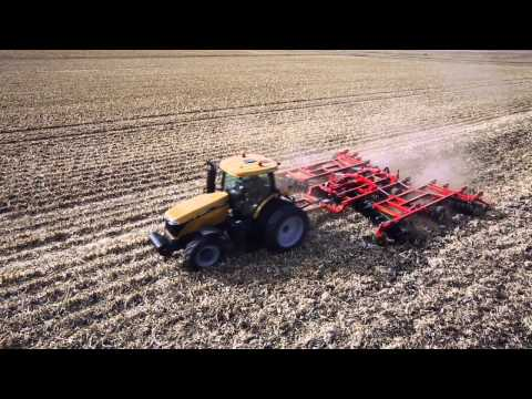AGCO Parts: Sunflower Seed and Tillage: Built Around the Parts