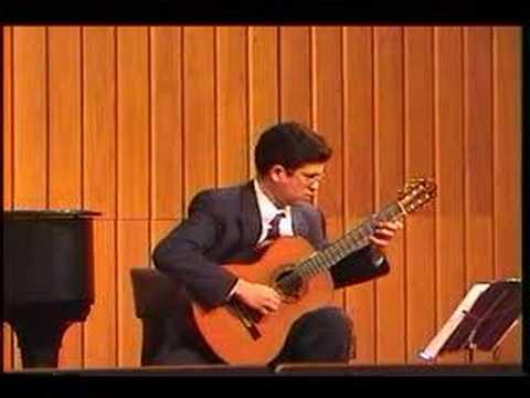 Carlos Chavez: Guitar Music