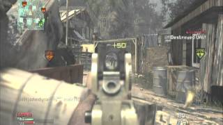 MW3 ACR gameplay Chris Smoove camping