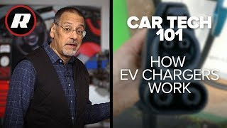 Car Tech 101: How to charge an electric car while demystifying the tech | Cooley On Cars