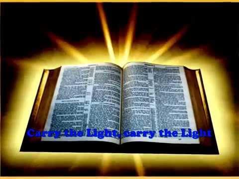 Carry the Light with lyrics