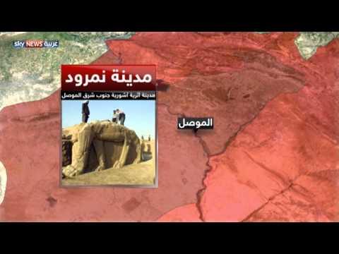 داعش.. سياسة تدمير ممنهجة للمناطق الأثرية