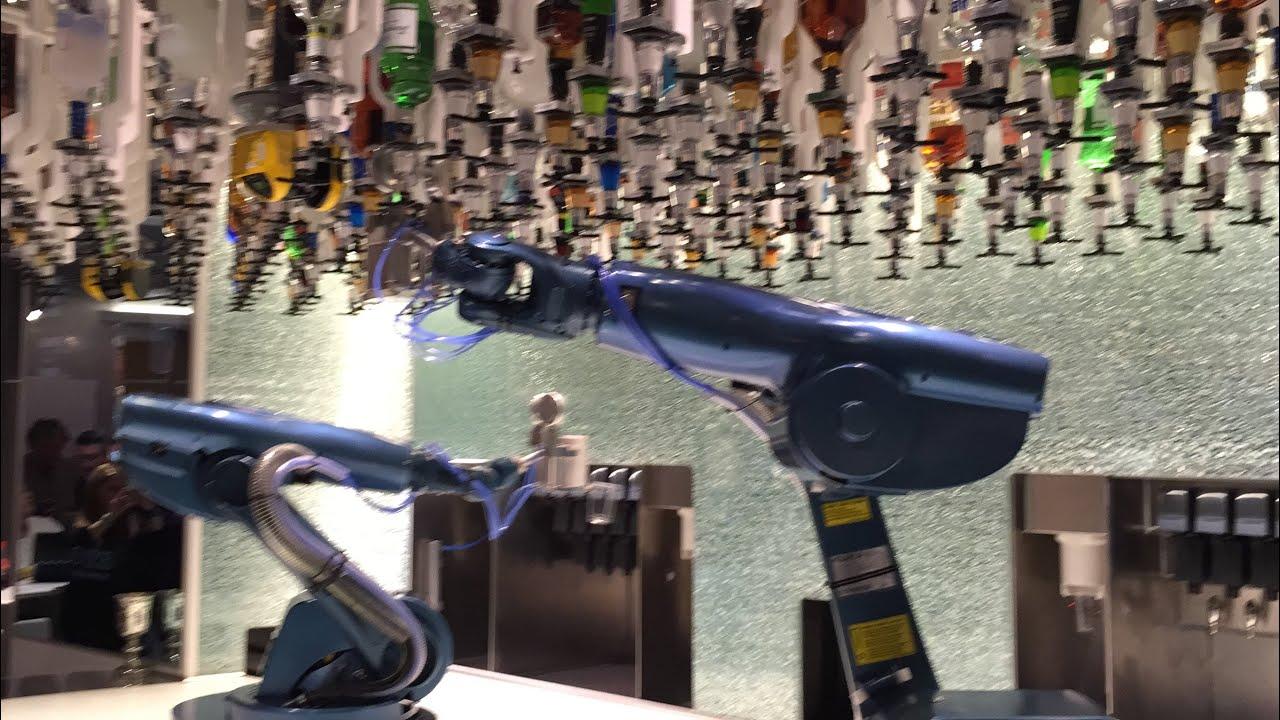 Drink Making Robot
