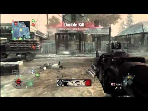 Black Ops Escalation Map Pack 2 Gameplay: Convoy & Stockpile [HD]