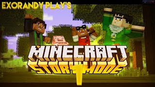 "Minecraft STORYMODE! | Part 1 Episode 1 | ""The Order Of the Pig!"""