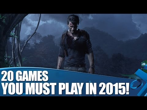 20 PS4 Games You Must Play In 2015