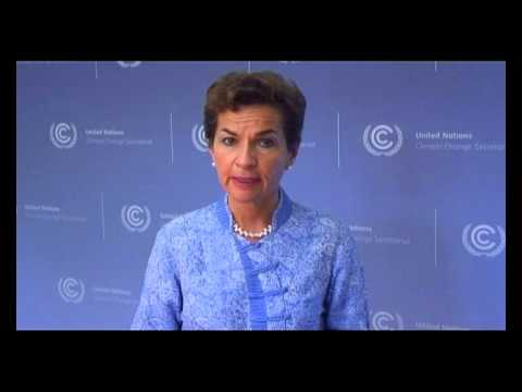 Christiana Figueres, UNFCCC Executive Secretary, China Summit on Caring for Climate July 2013