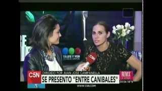 Entre Caníbales, la gran apuesta de ficción de Telefe