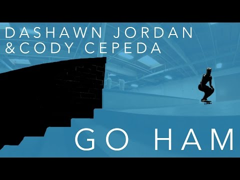 Dashawn Jordan and Cody Cepeda go HAM