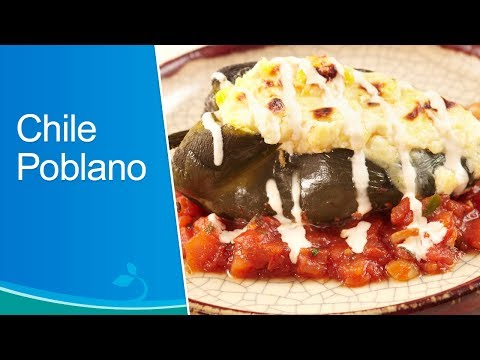 Chile Poblano Recipe - Nestlé®
