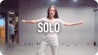 Solo Clean Bandit Ft Demi Lovato Jane Kim Choreography