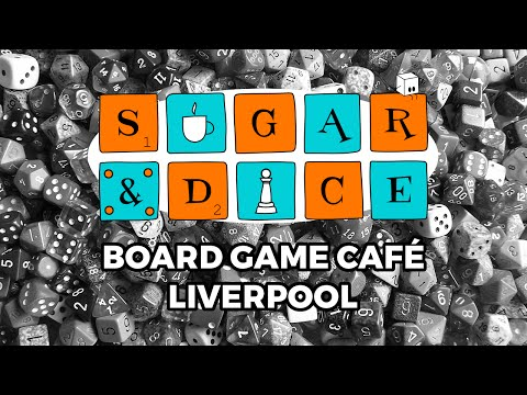 Sugar and Dice Board Game Cafe Kickstarter Video