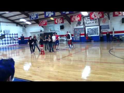 Hendersonville Christian School- senior cheer