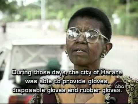 El SIDA en África - GlaxoSmithKline, Bristol-Myers Squibb ABC News Videos