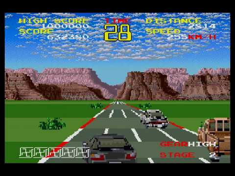 X68000版チェイス H.Q. 1/2