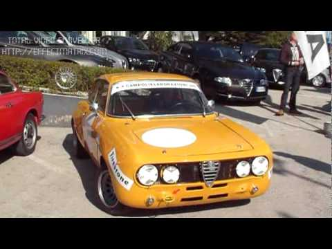 Alfa Romeo Giulia GTAm - 2nd part