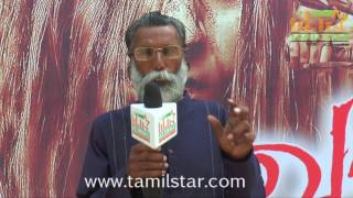 RV Thambi At Vaanga Vaanga Movie Team Interview