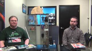 Alter Ego Comics TV #197: A Man Called Chip and March Madness Continues!