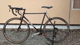 Merakit Sepeda Roadbike Jadul (Vintage Roadbike)